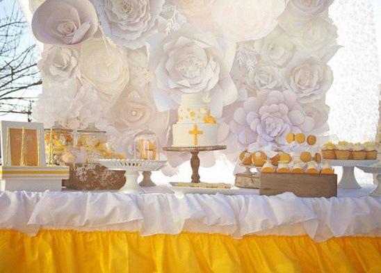 Decoration Salle Pour Premiere Communion Fille