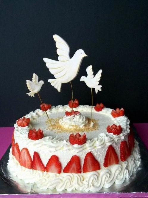 Recette Wedding Cake En Video