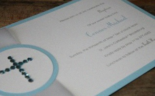 Tutoriel : comment réaliser soi-même un faire-part de communion DIY ?