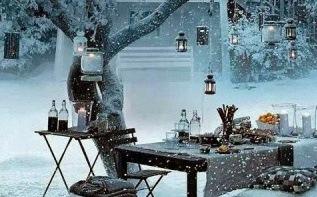 Comment organiser une fête en plein air réussie en hiver : 7 conseils