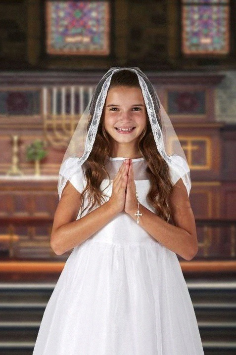 voile de communion
