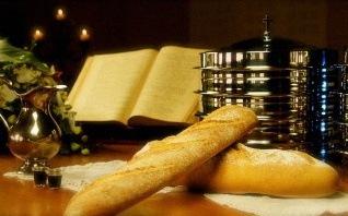 Les symboles de la communion et de la confirmation