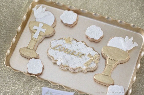 décoration communion confirmation