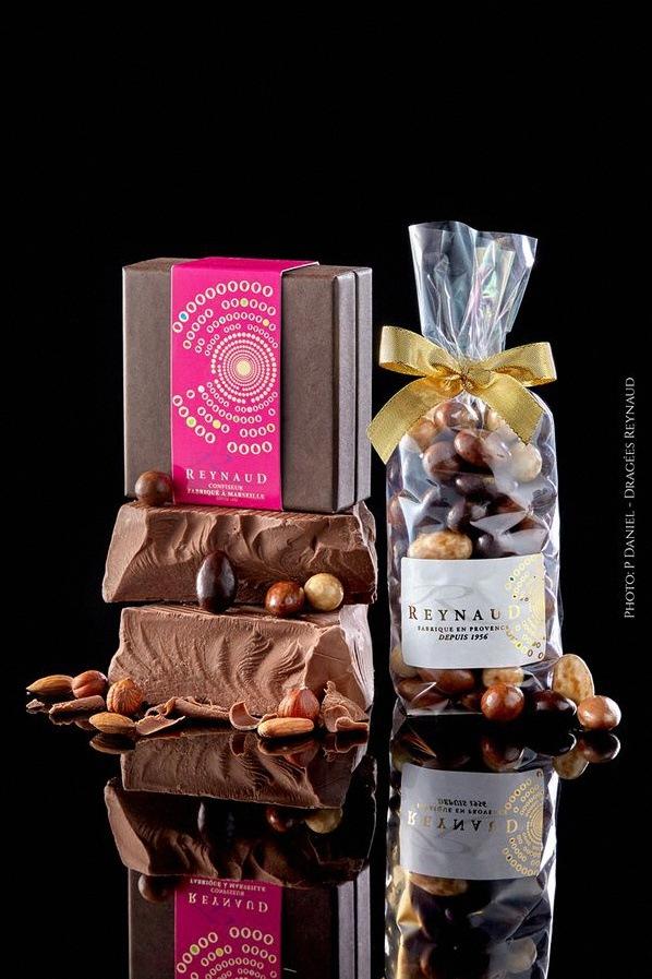 dragées chocolat reynaud