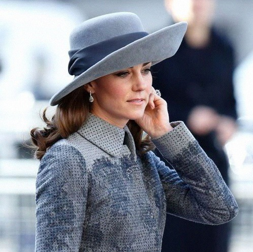 kate middleton chapeau