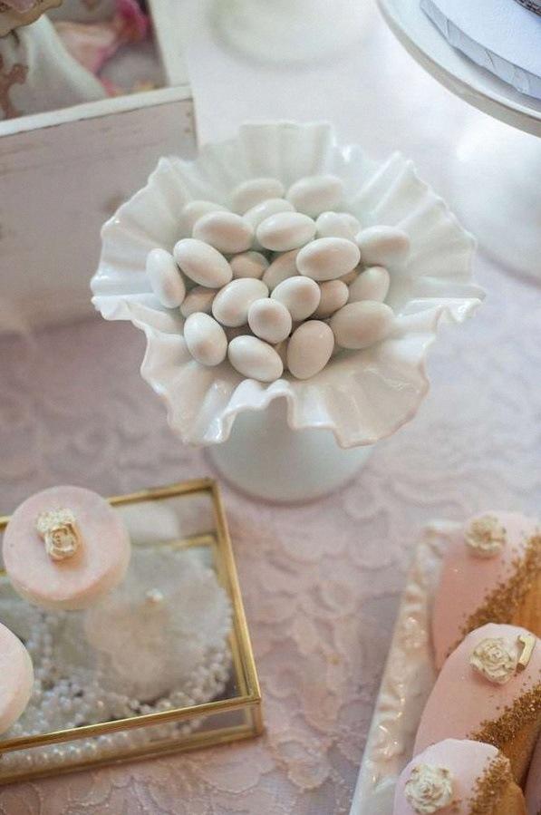 décoration première communion sweet table candy bar