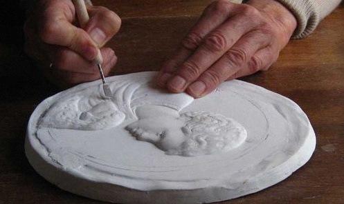 anne.k artisan medailleur bapteme