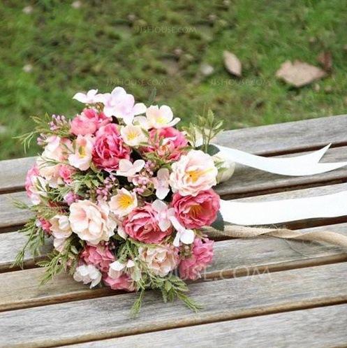 bouquet de fleurs communion