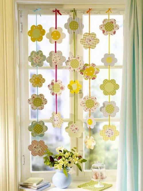 décoration fenetre