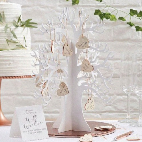 arbre à voeux arbre à souhaits