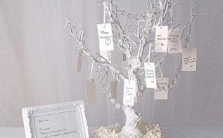 Un arbre à voeux pour une communion ou une confirmation